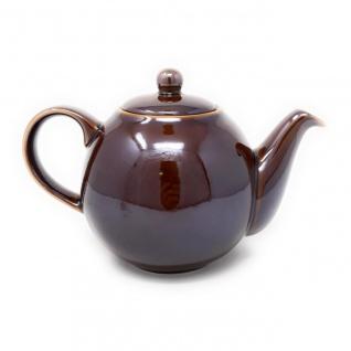 Teekanne London Pottery Globe Oyster Rockingham 900ml Keramik Creative Tops
