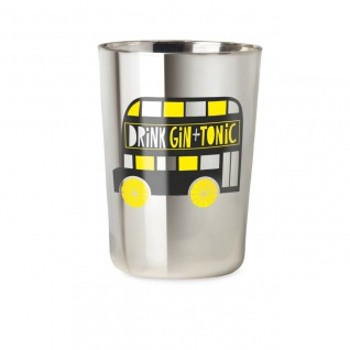 Ritzenhoff Ginglas THE NEXT GIN TONIC Trinkglas by Julien Chung 2018