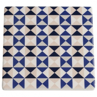 Keramikuntersetzer MEDINA TAZA 9x9cm Keramik /& Kork Maxwell /& Williams WA
