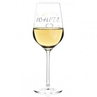 Ritzenhoff WHITE Design Weißweinglas Sabine Röhse 2018