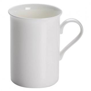 Becher, Tasse CASHMERE RESORT 300ml weiß rund Porzellan Maxwell & Williams