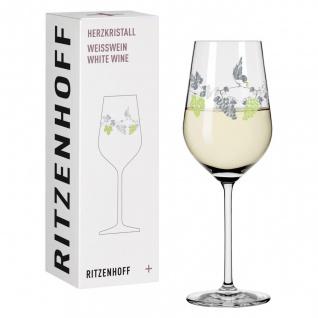 Ritzenhoff Herzkristall WHITE Weißweinglas 04 REBEN Concetta Lorenzo 2016