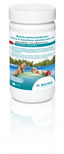 Bayrol Multifunktions Chlortabletten für Quick Up Pool und Kinderbadebecken