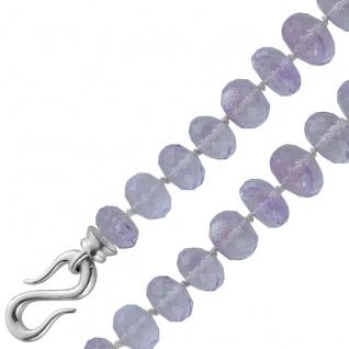 Antikes Edelsteinarmband 80er Jahre, Top Zustand riesige violette