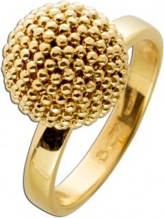 Exclusiver Designer Ring Damiani Gelbgold 750 Funkelnder Traum
