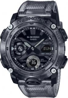 Casio G-Shock Herren Uhr GA-2000SKE-8AER