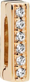 PANDORA REFLEXIONS Clip Charm 768671C01 Timeless Sparkle SHINE Metall