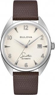 Bulova Uhr 96B347 Automatik Frank Sinatra Herren Automatik 40 mm