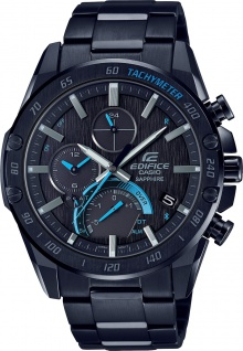Casio Edifice EQB-1000XDC-1AER Herrenuhr Solar Analog Chronograph