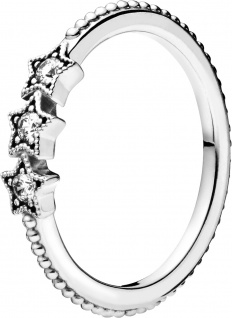 Pandora Ring 198492C01 Stackable Celestial Stars