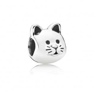 PANDORA Charm 791706 Neugieriges Kätzchen
