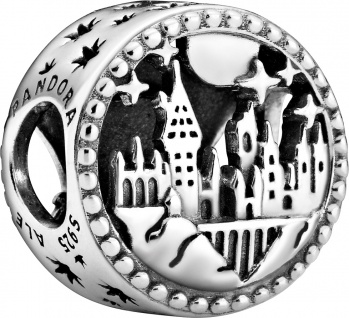 Pandora Harry Potter Charm 798622C00 Hogwarts School of Witchcraft and