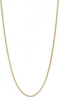PANDORA Shine Halskette 367080-60 Silber 925 vergoldet 18kt 60cm