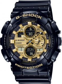 Casio G-Shock SALE GA-140GB-1A1ER Herrenuhr Quarz Analog Digital