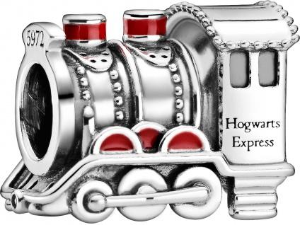 Pandora Harry Potter Charm798624C01 Hogwarts Express Silber 925 Rot
