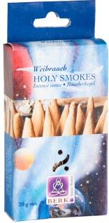 Holy Smokes Räucherkegel Weihrauch Berk HS-70 Räucherwerk Esoterik