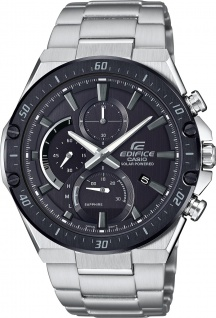 Casio Edifice EFS-S560DB-1AVUEF Herren Uhr Solar Analog Chronograph