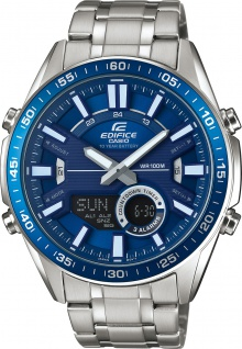 CASIO Edifice EFV-C100D-2AVEF Herrenuhr