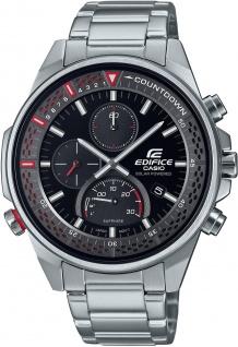 Casio Edifice Herren Uhr EFS-S590D-1AVUEF Edelstahl Solar