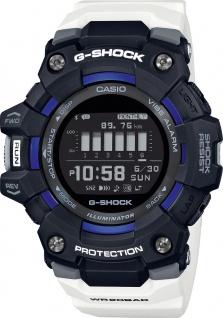 Casio G-Shock GBD-100-1A7ER moderne Fitness Uhr Bluetoth wasserdicht