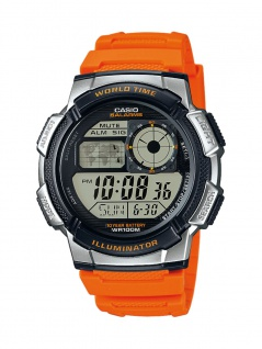 Casio Uhr AE-1000W-4BVEF Collection