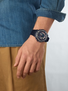 Casio G-Shock Uhr GST-B300WLP-1AER Limited Solar Herrenuhr Wildlife
