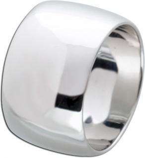 Silber Damen Herren Ring Unisex Freundschaftsring Sterling Silber 925