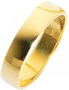 Trauringe aus Gold 333 mit Etui und Gravur