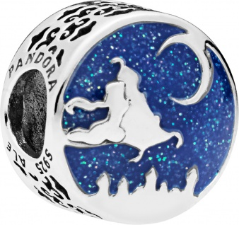 PANDORA DISNEY Charm 798039ENMX Magic Carpet Ride Fliegender Teppich