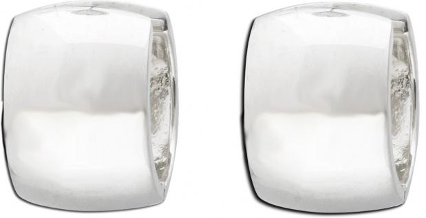 Kleine Silberohrringe Silbercreolen Klappcreolen Kindercreolen Silber