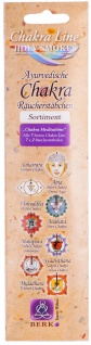 Chakra Meditations Chakra Line Sortiment Esoterik Berk HS-C