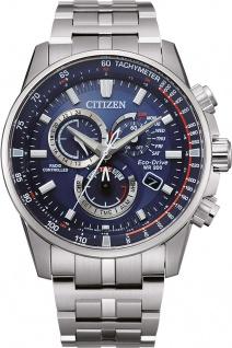 Citizen Uhr CB5880-54L FunkEco Drive Herrenuhr Chronograph mit