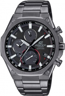 Casio Edifice Bluetooth Herren Uhr EQB-1100DC-1AER schwarz Edelstahl