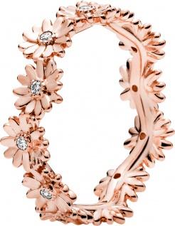 Pandora Garden Ring 188799C01 Sparkling Daisy Flower Crown Stackable