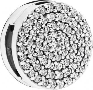 PANDORA REFLEXIONS Clip Charm 797583CZ Dazzling Elegance Sterling