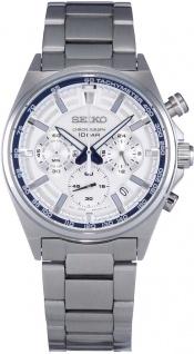 Seiko Uhr SSB395P1 Chronograph 140th Anniversary Limited Edition 2021