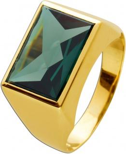 Antiker Turmalin Ring Gelbgold 333 Edelstein Ca. 7, 5 Carat Um 1950 TOP