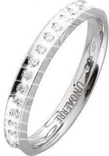 UNO A ERRE Brillant Memoire Ring Weißgold 750 Diamant 0, 34ct H-G/VS