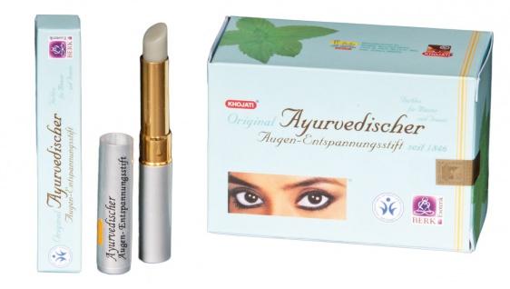 Augenentspannungsstift Farblos Berk AY-080 für Männer und Frauen