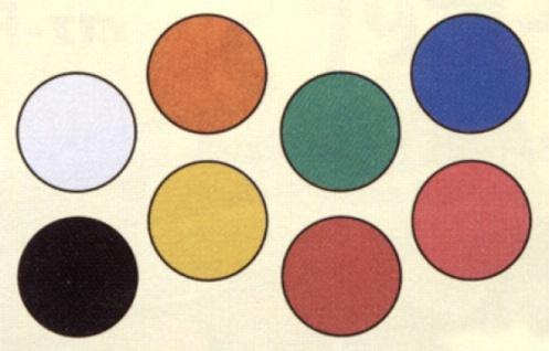 es208014 Familien Schmink Palette, mit den 3, 5ml Farben: Perlglanz Orange, Weiß, S - Vorschau 2