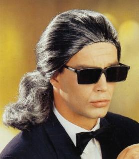 "Perücke 3302 Perücke "" Karl"", langes Haar mit offenem"