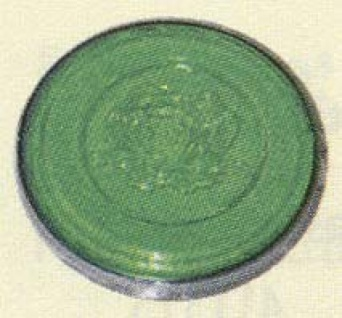 es420201 Neon Effekt Farbe, grün, 12ml