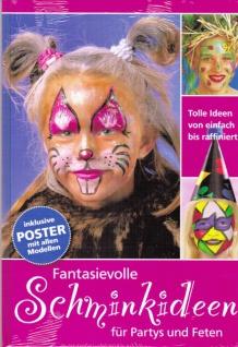 es999721 Fantasievolle Schminkideen - Vorschau