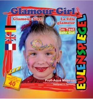 Schmink Set es204153 Motiv Set Glamour Girl - Vorschau