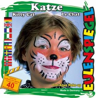 Schmink Set es204177 Motiv Set Katze,