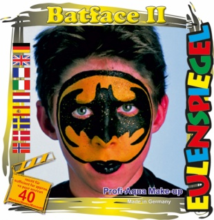 Schmink Set es204245 Motiv Set Batface II, - Vorschau