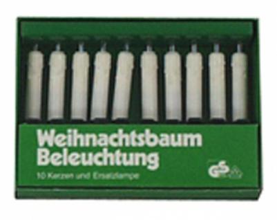 8226 Elektrische Baumbeleuchtung mit GS Zeichen: 4m grünes Kabel,