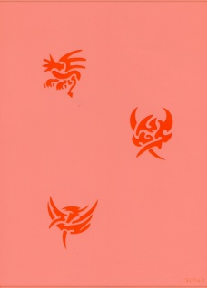 es456125 Tattooschablone Mystik - Vorschau 2
