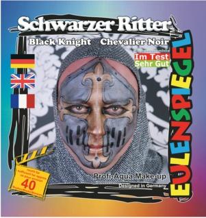 Schmink Set es204467 Motiv Set Schwarzer Ritter
