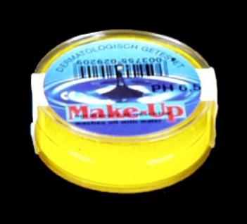 2893 Aqua Make up in 20 g Dose, gelb...